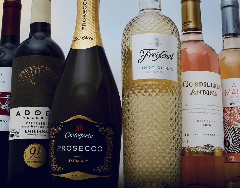 6 vinhos de primavera