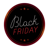Selo Black Friday 2019
