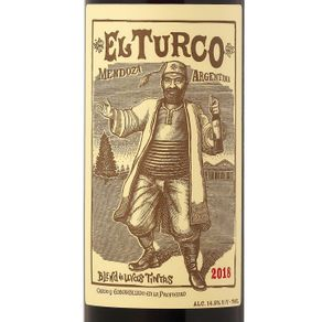 """Altocedro-""""El-Turco""""-Malbec-Blend-2018"""