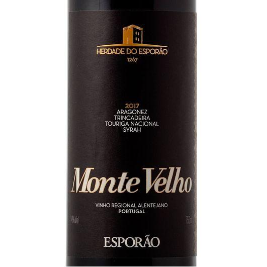 """Herdade-do-Esporao-""""Monte-Velho""""-2017"""