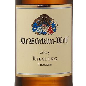 Burklin-Wolf-Riesling-Trocken-2015--Biodinamico--Vegano-