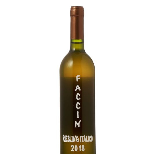 Faccin-Riesling-Italico-2018--Natural-