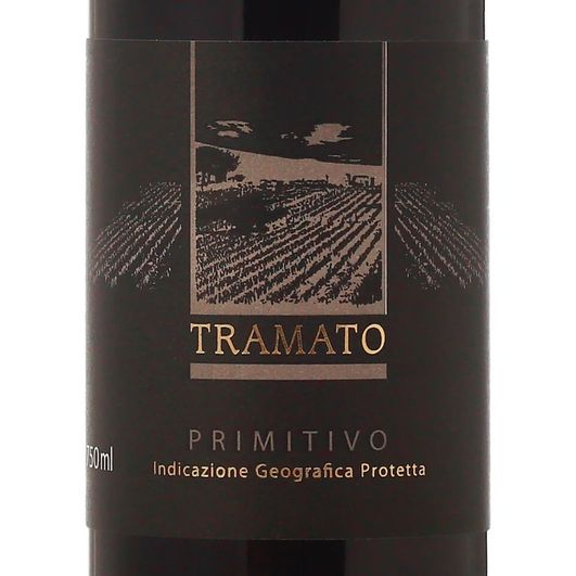 Tramato-Primitivo-Salento-IGP-2016