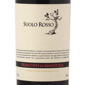 """Farnese-""""Suolo-Rosso""""-Primitivo-di-Manduria-DOP-2013"""