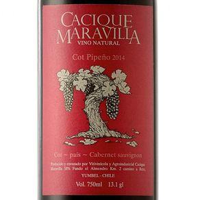 Cacique-Maravilla-Cot-Pais-Cabernet-Blend-2015--Biodinamico--Natural-