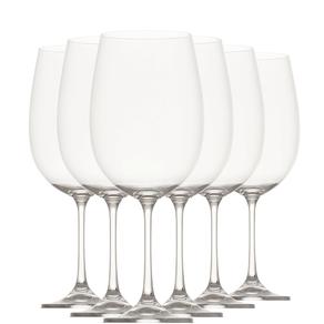 Tacas-Vinho-Tinto-Cristal-Bohemia-640ml---Jogo-com-6