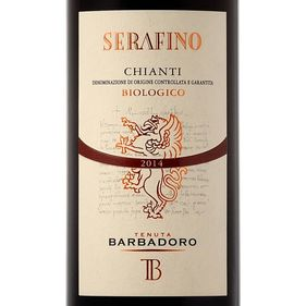 "Tenuta-Barbadoro-""Serafino""-Chianti-DOCG-2014--Organico-"