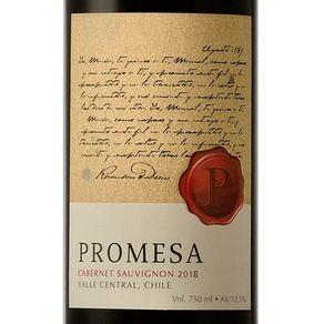 """Viña-de-Aguirre-""""Promesa""""-Cabernet-Sauvignon-2018"""