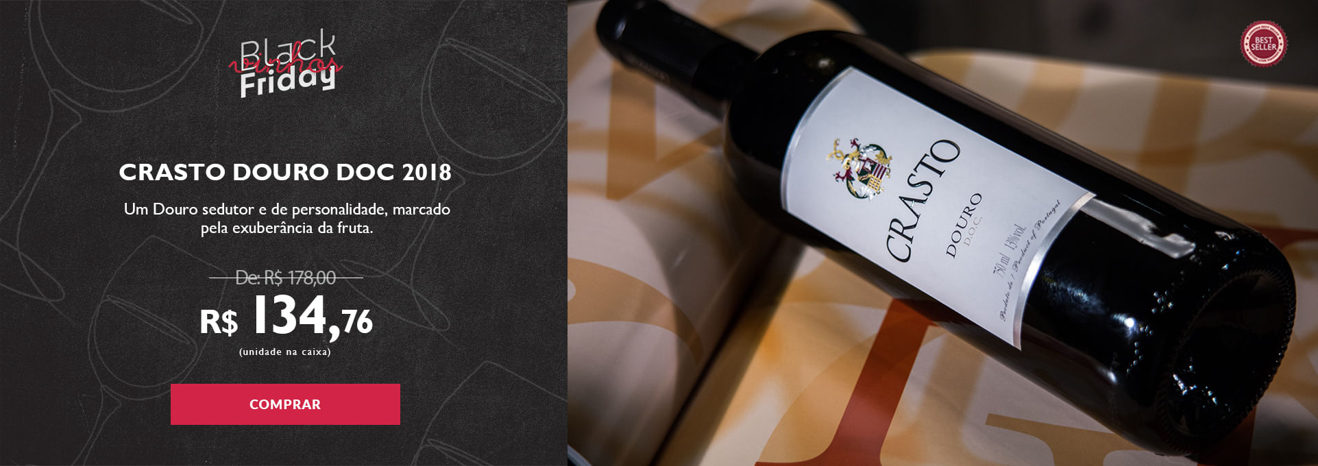 Crasto Douro DOC 2018